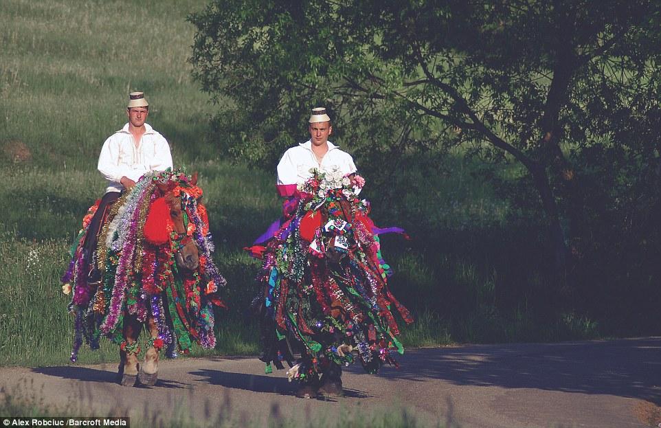 Смешные румыны фото
