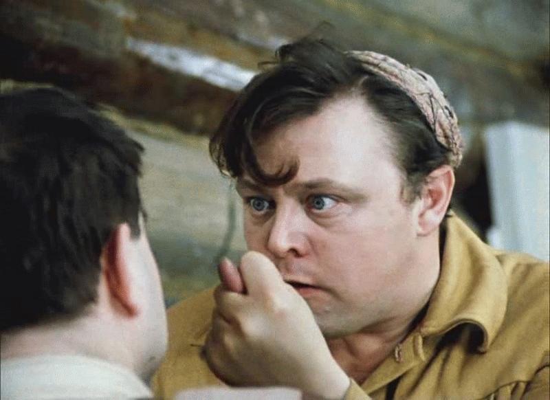 Прикольные фото из советского кино