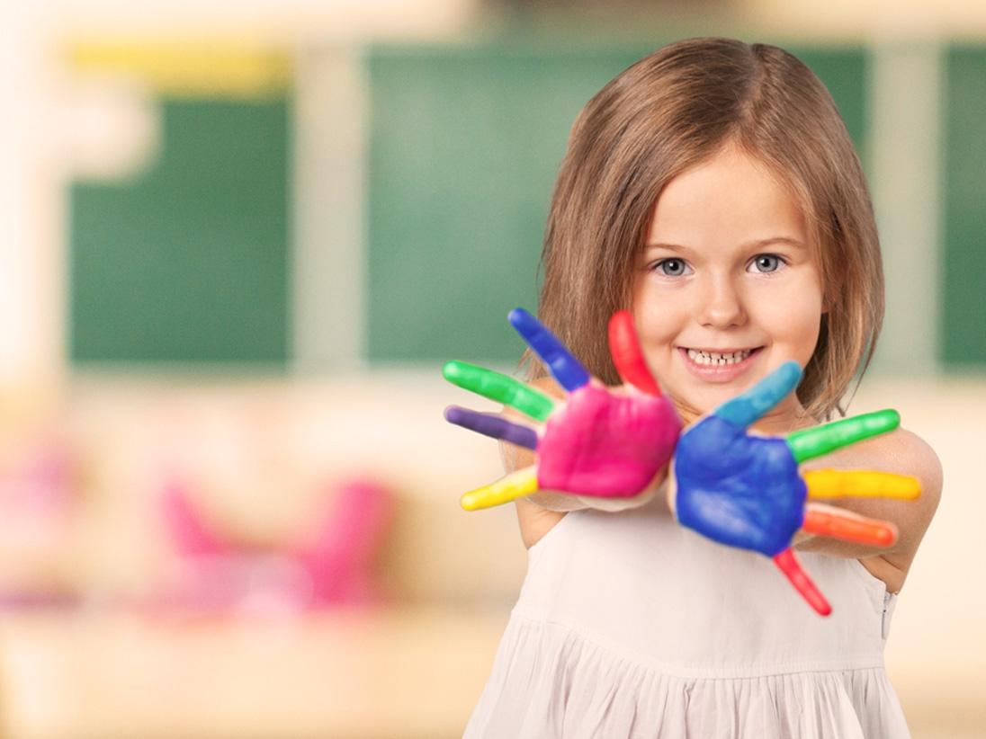 Ребенок и творчество картинки