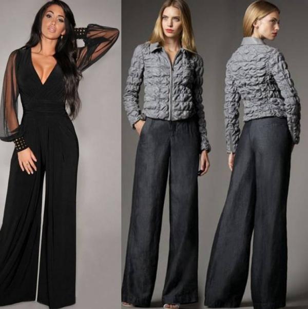 Брюки и джинсы, которые не стоит выбирать девушкам с пышными бедрами