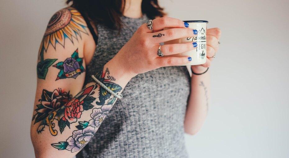 Чем опасны татуировки на теле