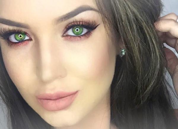 Варианты макияжа для зеленых глаз, которые позволят выглядеть безупречно