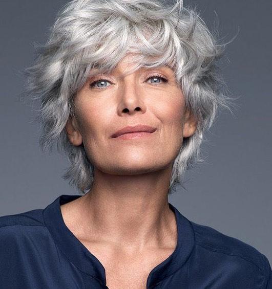 Стильные стрижки для женщин старше 50