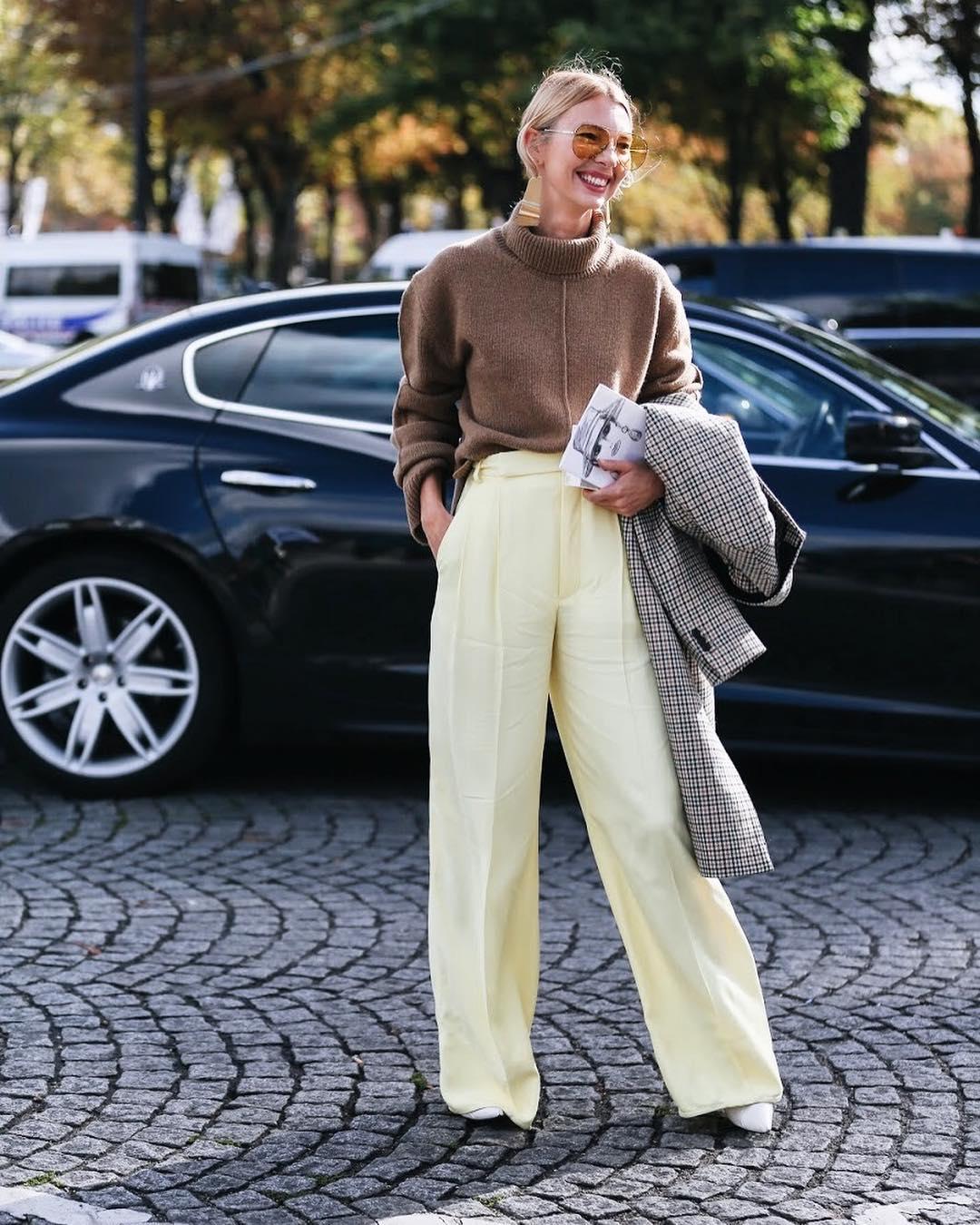 Классический стиль в одежде 2021