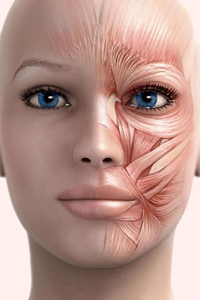 Корейский лимфатический массаж для идеальной кожи