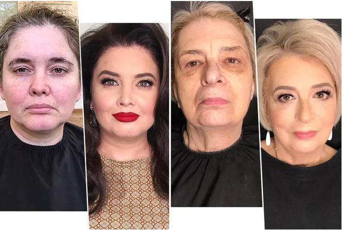 Как макияж поможет помолодеть на 10 лет